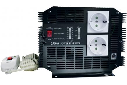 24 V / 220 V - 2500 W