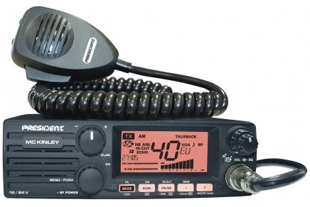 AM/FM/SSB transceivers - CB Radio / Ham Radio - President