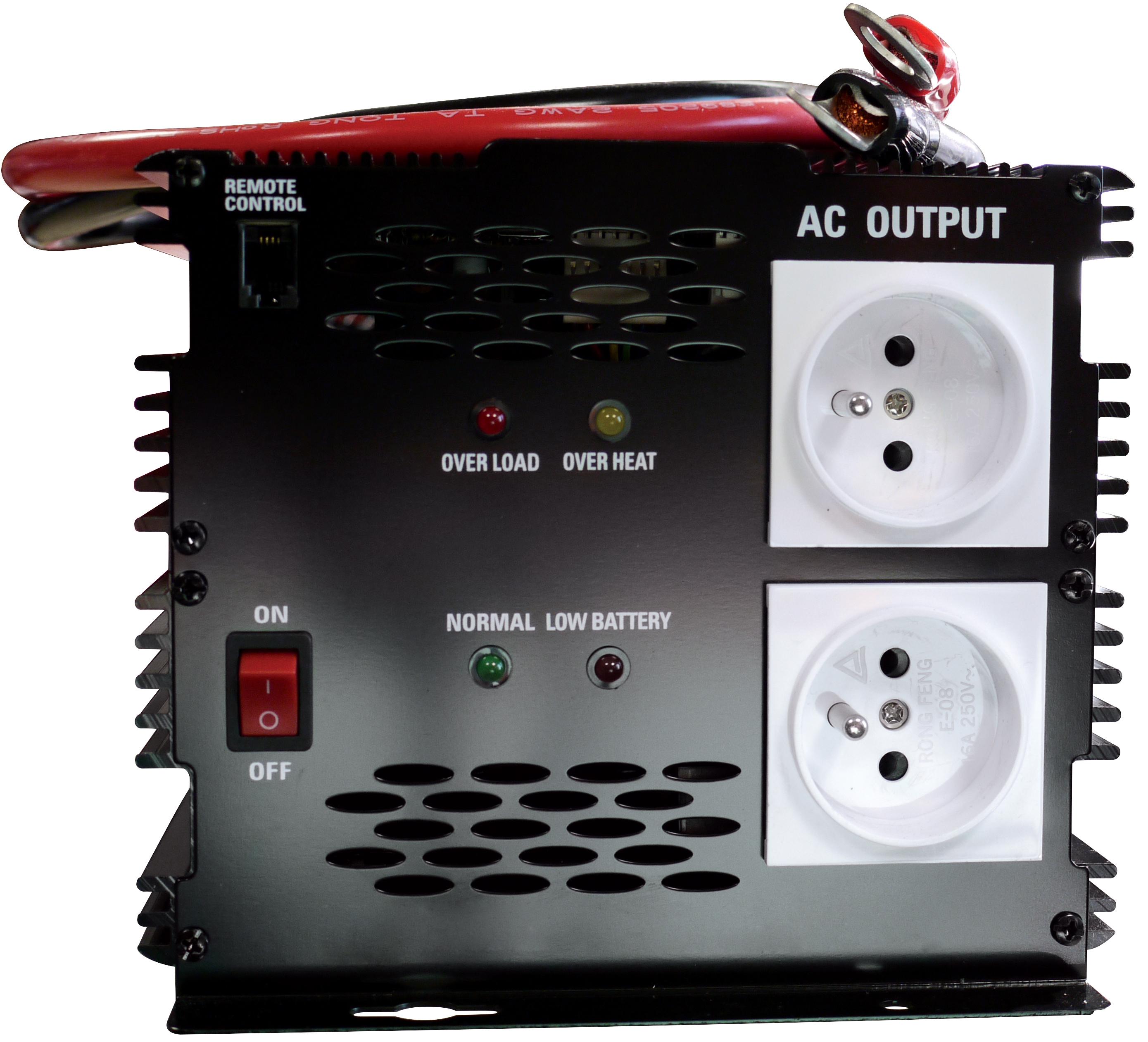 Inverter 12 V / 220 V - 3000 W